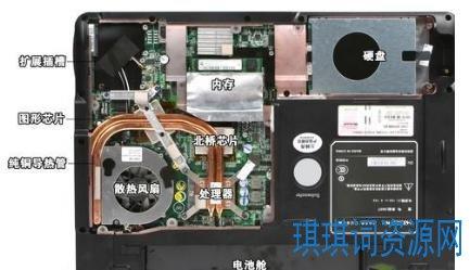 笔记本电脑如何安装固定和机械双硬盘