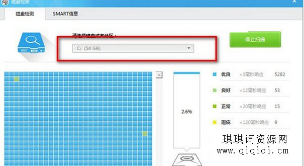 鲁大师如何检测win7硬盘安全状态?